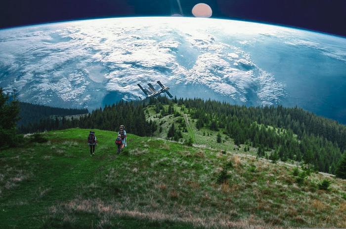 Звёздное небо и космос в картинках - Страница 38 154314530818256478