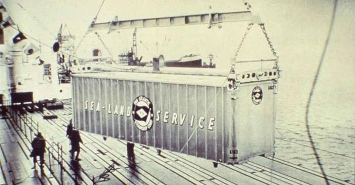КТК, он же ящик, он же контейнер Длиннопост, Логистика, Морские контейнеры, Транспорт, Работа, Личный опыт, Maersk, Перевозка