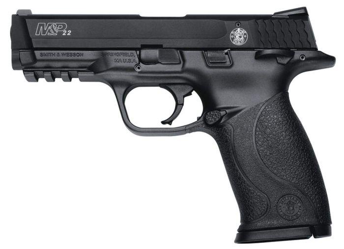 Обзор пистолета smith wesson m&p 22 Пистолеты, Оружие, Конструкция, Длиннопост
