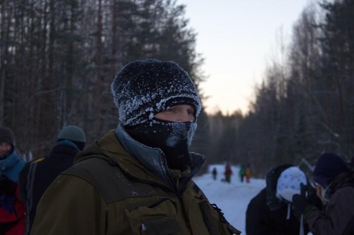 Помощь в пути Лыжи, Поход, Когда много снега, Длиннопост