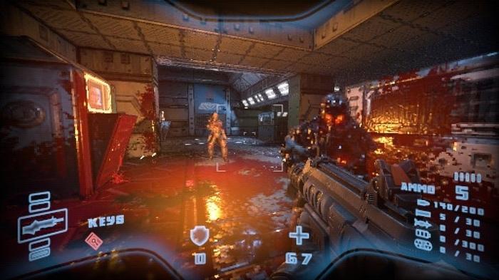 Prodeus — новый ретро-шутер от авторов DOOM и Bioshock Infinite Игры, Fps-Игры, Шутер, Doom, Видео