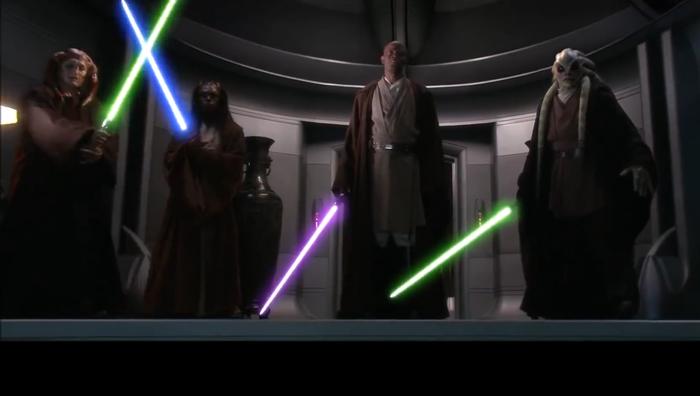 Бесполезность Беспомощность, Star Wars, Джедаи, Император Палпатин