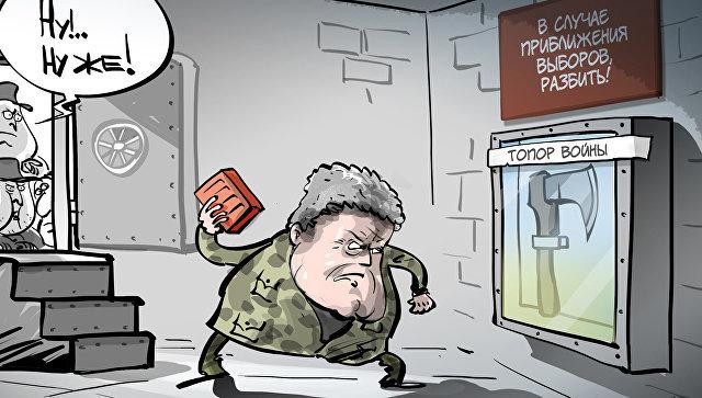"""Операция """"Необузданная свобода"""": Порошенко переиграл всех Политика, Россия, Украина, РИА Новости, Аналитика, Длиннопост"""