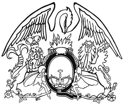 Как рисовал Фредди Меркьюри Фредди Меркьюри, Queen, Знаменитости, Длиннопост