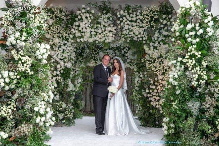 Квентин Тарантино впервые женился Квентин Тарантино, Свадьба, Новости, Длиннопост