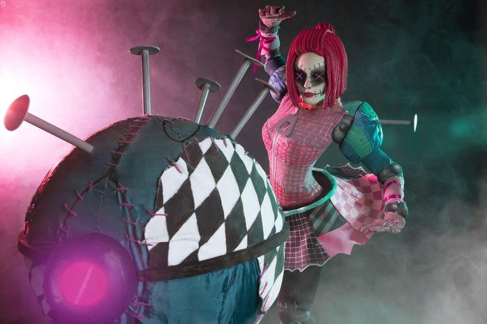 Sewn Chaos Orianna by Deumovochka Косплей, Lol, League of Legends, Длиннопост