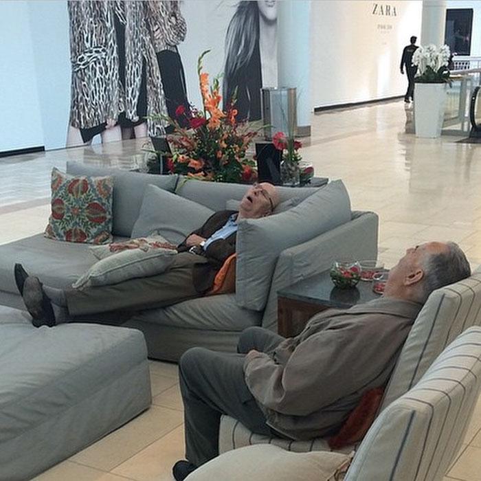 Фотоподборка: шоппинг с женой или несчастные мужчины Шопинг, Магазин, Длиннопост
