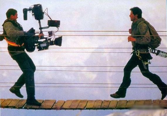 """""""Скалолаз"""" (""""Cliffhanger""""), 1993 год (За кадром) Фильмы, За кадром, Боевики, 90-е, VHS, Съемки, Горы, Длиннопост, Сильвестр Сталлоне"""