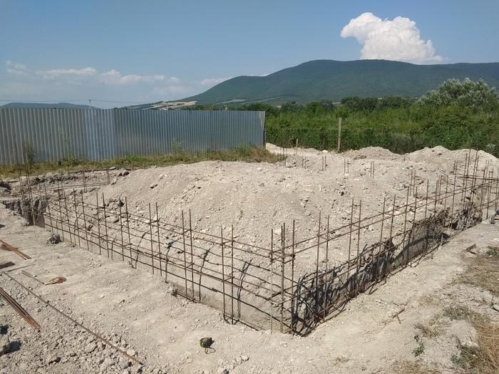 Как мы дом построили за 4 месяца. 2 часть Строительство, Новороссийск, Дом, Видео, Длиннопост