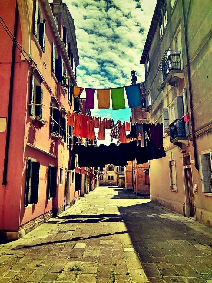 Венеция без туристов (ну почти). Венеция, Туристы, Италия, Длиннопост, Фотография