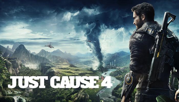Природные катаклизмы в видеоиграх и жизни (на примере Just Cause 4) Видео, Длиннопост