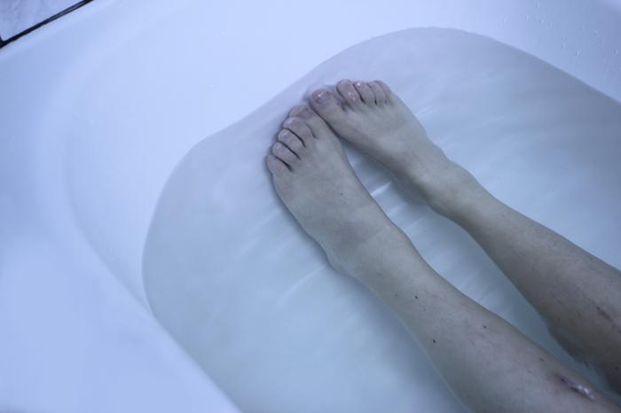 Первые пробы в ванной Trap My, Vasilzza, Its a trap!, Футфетиш, Trap IRL