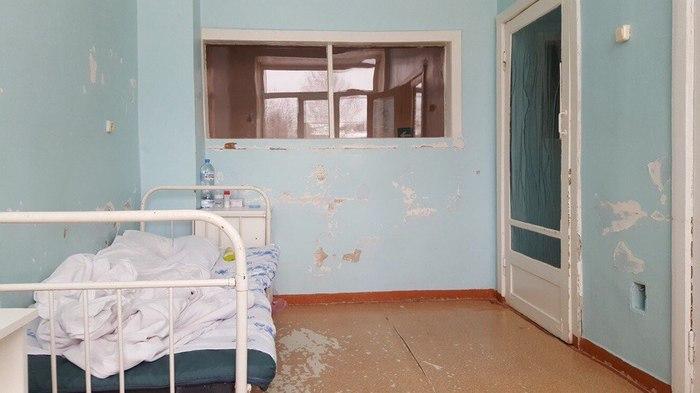 """""""Нарушений не выявлено"""" - говорили они.. Больница, Детская, Длиннопост, Негатив"""