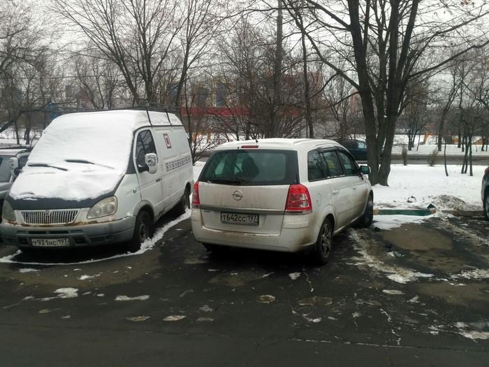 Совпадение? Неправильная парковка, Георгиевская ленточка, Длиннопост