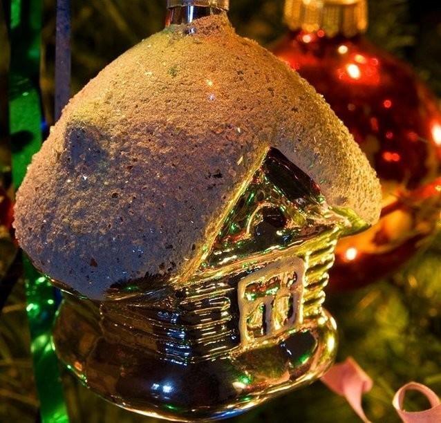 Олдскульные новогодние украшения Новый Год, СССР, Игрушки, Гирлянда, Длиннопост