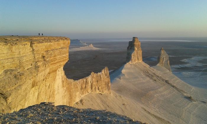 Даже казахстанцы не знают где эти места в Казахстане (фото+видос) Бозжира, Мангистау, Мангышлак, Шеркала, Тузбаир, Бокты, Любители, Приключения, Видео, Длиннопост