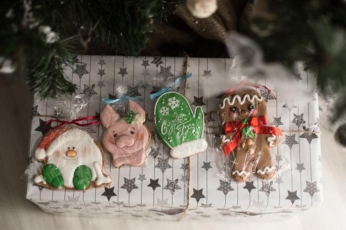Пряники Подарок, Пряники, Пикабу, Длиннопост
