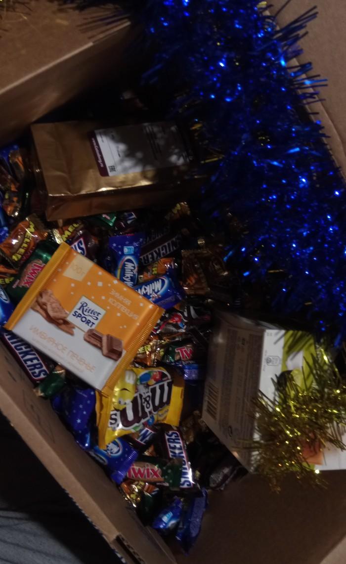 Подарок из Курганской области Обмен подарками, Новогодний обмен подарками, Тайный Санта, Ахатины, Улитка, Длиннопост