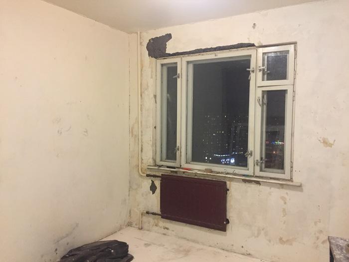 История одного окна. Ремонт, Обновление, ЖКХ, Длиннопост