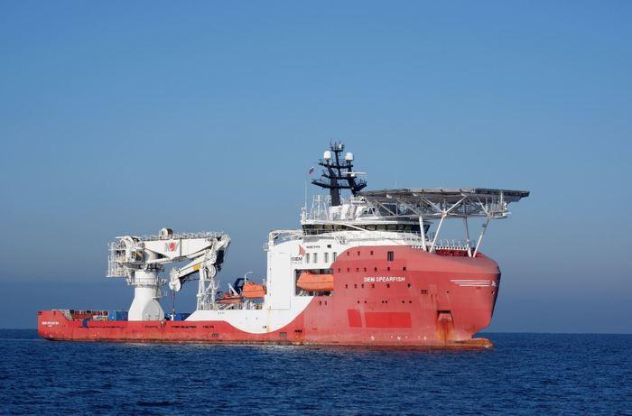 Быт и работа на строительном оффшорном судне Работа, Море, Инженерное, Интересное, Длиннопост