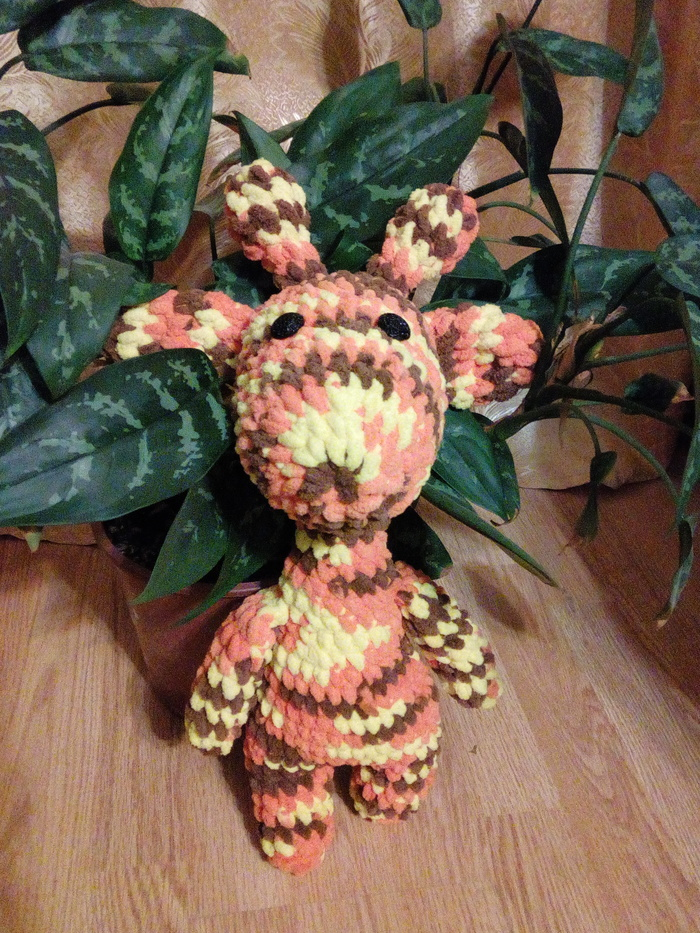 Жирафик для дочки Рукоделие без процесса, Плюшевые игрушки, Вязание крючком