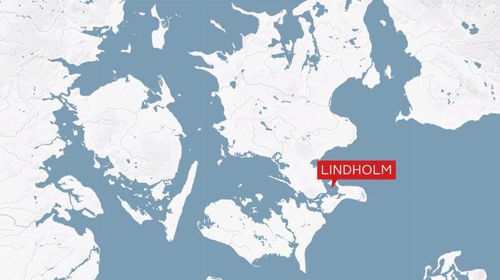 Дания. Остров. Человеческий вирус. Дания, Мигранты, Лаборатория, Вирус