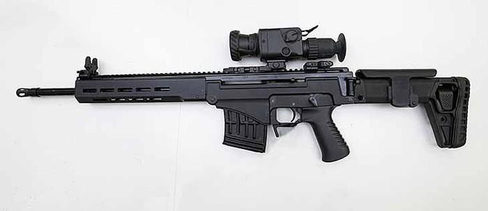 Российская армия в скором времени получит на вооружение снайперскую винтовку Чукавина — СВЧ Оружие, Снайперская винтовка, Длиннопост