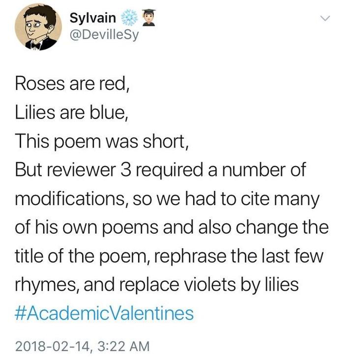 Поэзия и рецензия Рецензия, Юмор, Поэзия, Английский язык