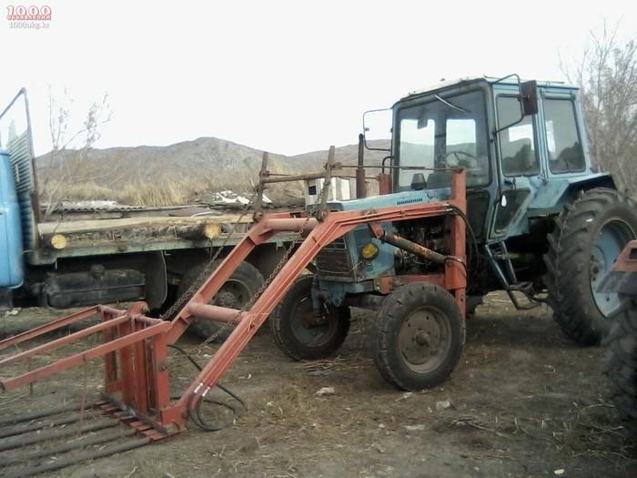 Про трактор. Трактор, Детство, Деревня, Реальная история из жизни