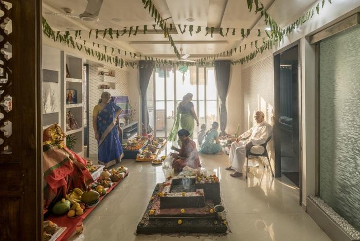 Дивные индийские многоэтажки – мало лифтов, много «черпаков», зато все «по фэн-шуй» Индия, Архитектура, Многоэтажка, Длиннопост