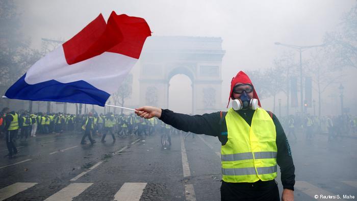 В Египте запретили продавать посторонним желтые жилеты Новости, Протест, Желтые жилеты, Египет, Политика