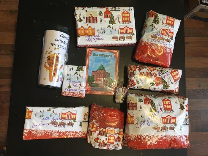 АДМ у Миррочки Миррочка, Обмен подарками, Подарок, Отчет по обмену подарками, Длиннопост, Тайный Санта