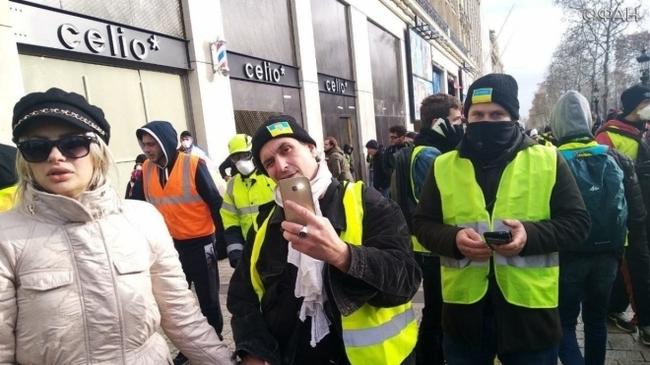 """О """"немайдане"""" в Париже Франция, Революция, Протест, Украина, Текст, Требования, Либералы, Длиннопост"""