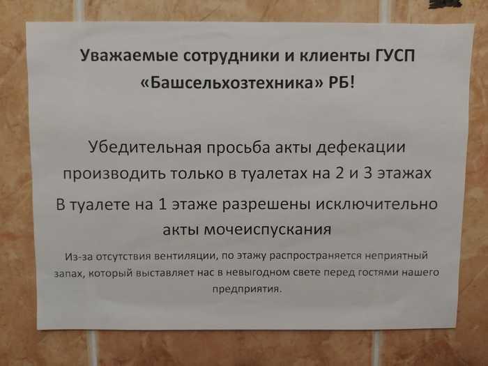 Культурная столица Урала Уфа, Выставка, Сельхозтехника, Туалет
