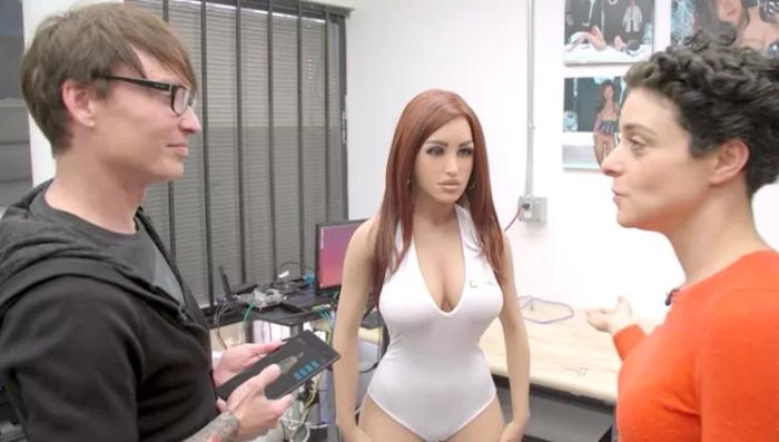 Роботы лишают работы ночных бабочек Робот, Интимные услуги, Конкуренция, Проститутки, Секс