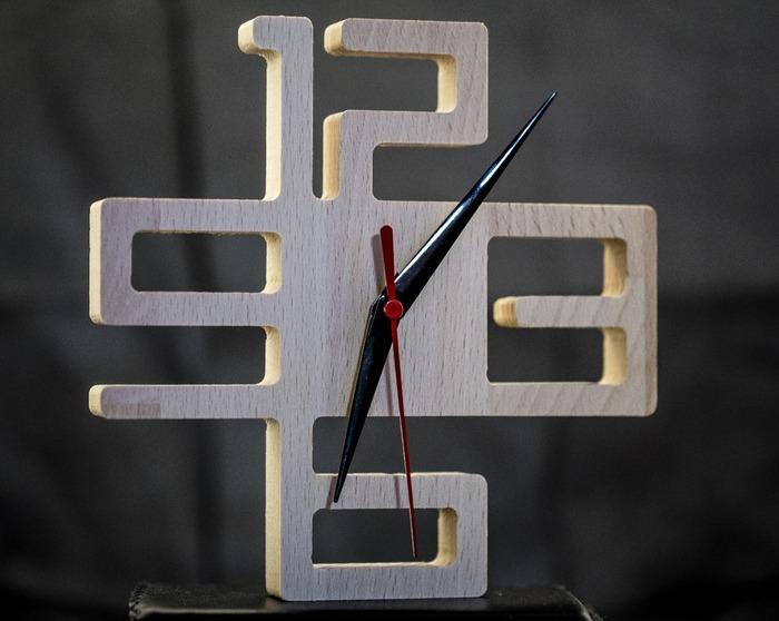 Часы на чпу Своими руками, Рукоделие без процесса, ЧПУ, Часы, Бук