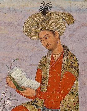 Жемчужины мысли на нити смысла: Бабур Длиннопост, Книги, Поэзия, Ближний Восток