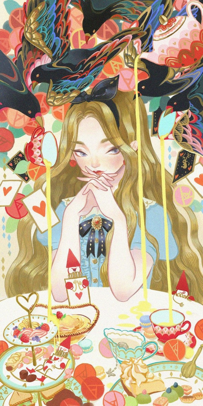 Алиса в Стране Продолжений Книги, Книжная лига, Нужен совет, Алиса в Стране чудес, Длиннопост