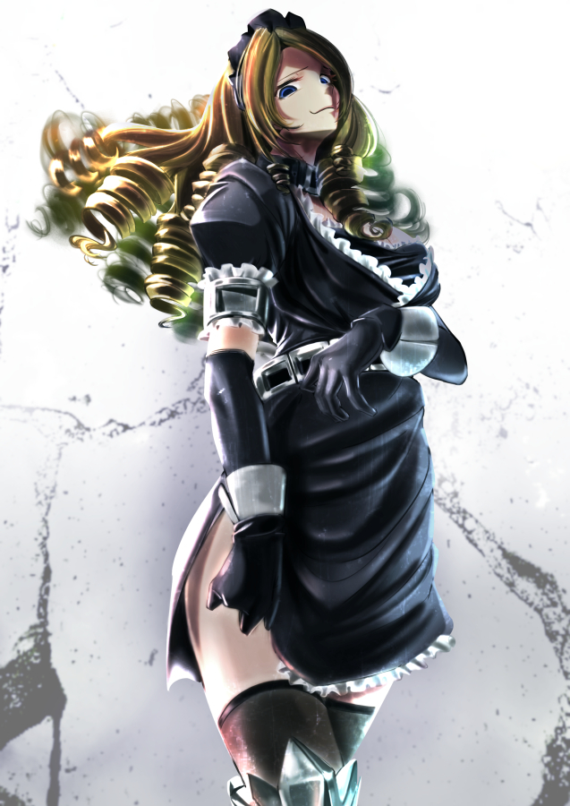 Solution Epsilon(Anime Overlord)