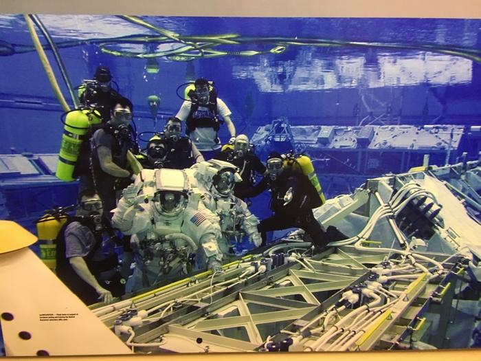 VIP тур в Космический Центр НАСА в Хьюстоне. Часть 2. NASA, Хьюстон, Космос, МКС, Союз, Аквалангист, Технологии, Техника, Длиннопост