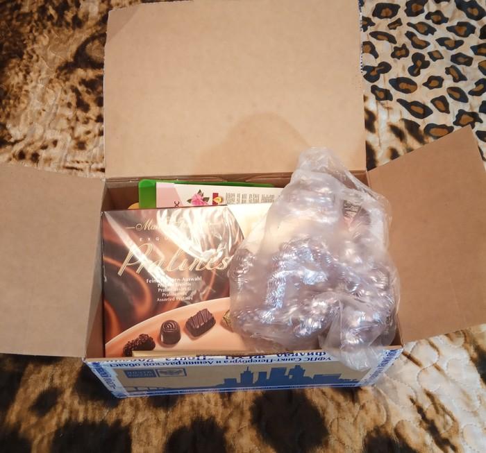 Спасибо ,моя дорогая Снегурочка из Ленинградской области! Новогодний обмен подарками, Новый Год, Детское счастье, Длиннопост, Отчет по обмену подарками, Тайный Санта