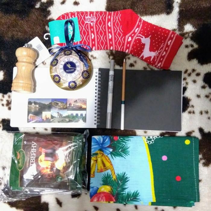АДМ. Кривой Рог- Запорожье Новогодний обмен подарками, Кривой рог, Запорожье, Тайный Санта, Отчет по обмену подарками