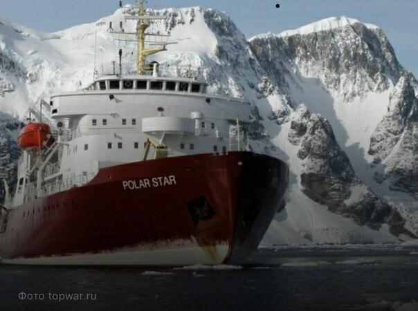 США отказались от учений в Арктике Учения, Арктика, США, Ледокол, Испуг, Жим жим
