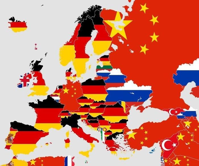 Основные импортёры в странах европейского региона в 2017 году