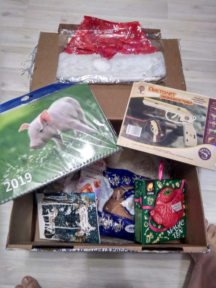 Подарок от адм Подарок, Новый Год, Анонимус, Длиннопост, Тайный Санта, Отчет по обмену подарками, Обмен подарками