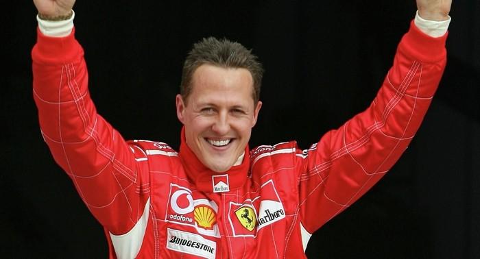Автогонщик Михаэль Шумахер больше не прикован к постели Михаэль Шумахер, Daily Mail, Новости