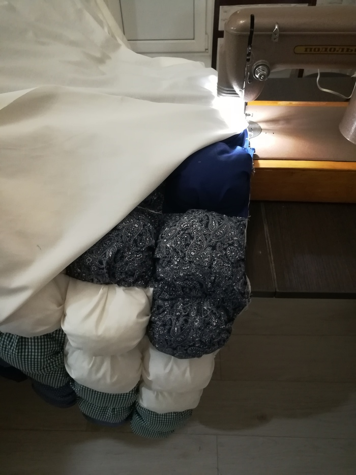 Бисквитное одеяло своими руками Рукоделие, Handmade, Своими руками, Лоскутное шитье, Длиннопост, Рукоделие с процессом, Одеяло, Лоскутное одеяло