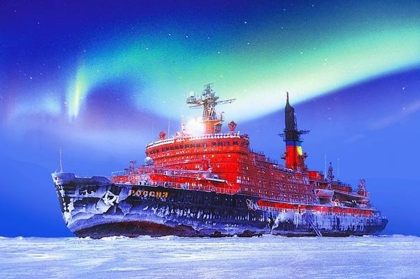 Атомный ледокольный флот Cat_Cat, Длиннопост, История, Арктика, Ледокол, Атомный флот