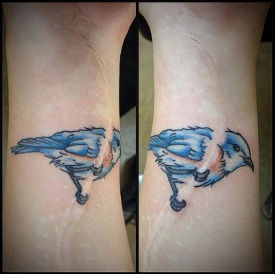 17 невероятных татуировок, которые превращают недостатки в достоинства Евгения захар, Эскиз татуировки, Тату, Шрам, Длиннопост