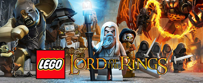 LEGO® Lord of the Rings [Humble Bundle] Steam халява, Steam, Lego Lord of the Rings, Lego, Humble Bundle, Халява, Властелин колец